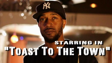 "T PARRIS ""TOAST TO THE TOWN"" ft. B/A and TRIFE BOSS"