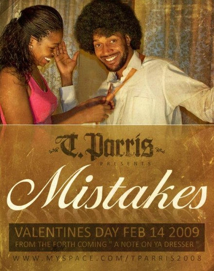 T.Parris – Mistakes/Changes