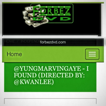 T.Parris Gets Placement With ForbezDvd